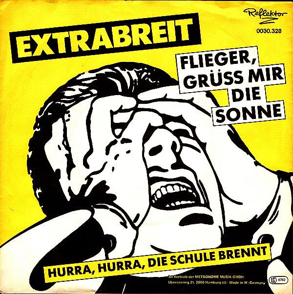 Extrabreit Flieger