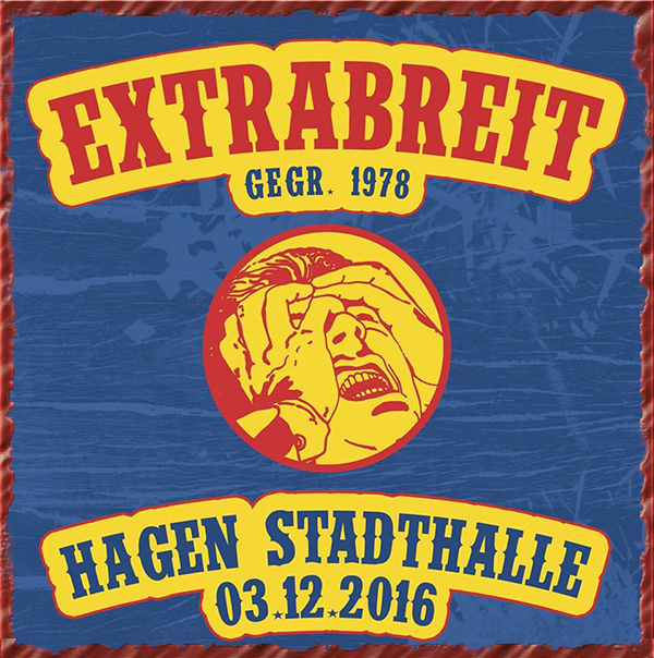 Extrabreit in Hagen 2016